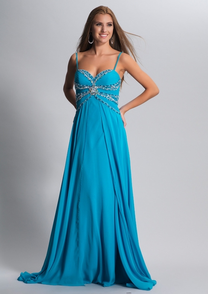Dave and Johnny Prom Dress 8988