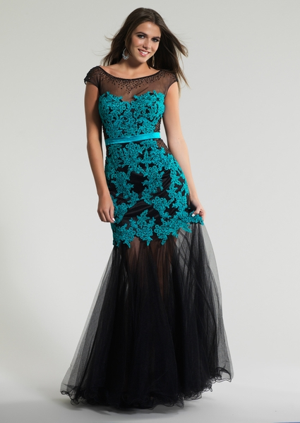 Dave and Johnny Prom Dress 926