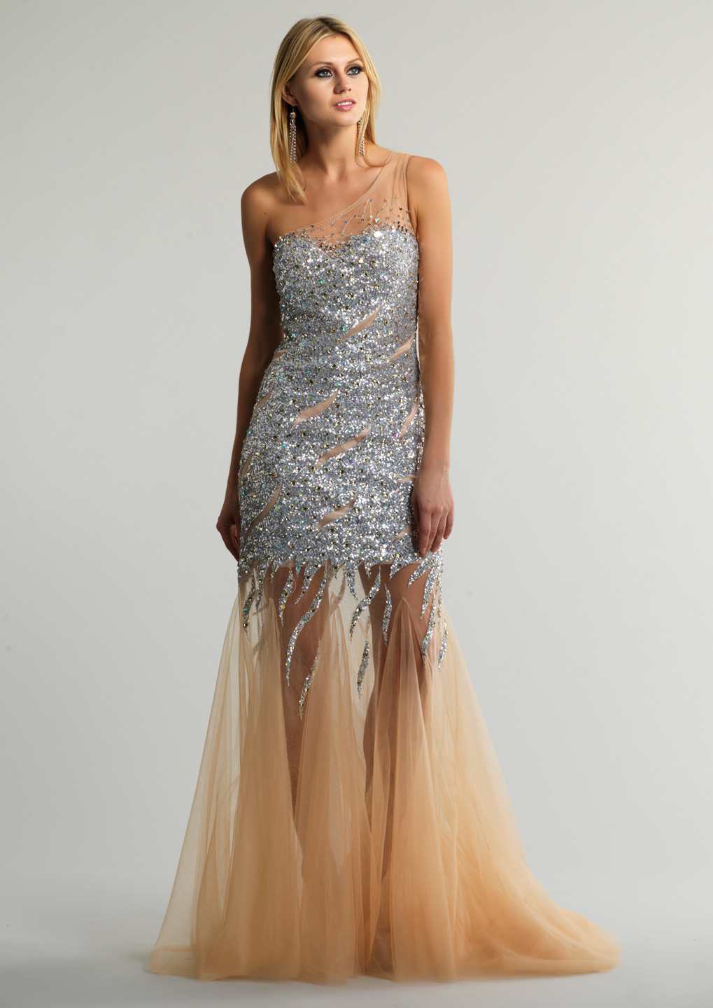 b1d6457eb03 Dave and Johnny Prom Dress 9289