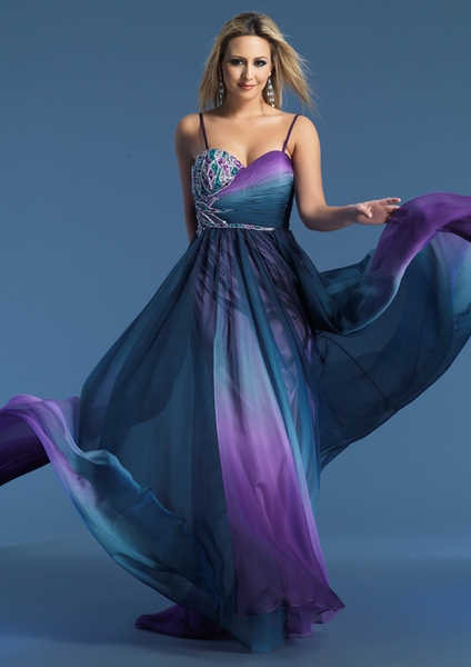 Dave and Johnny Prom Dress 9522
