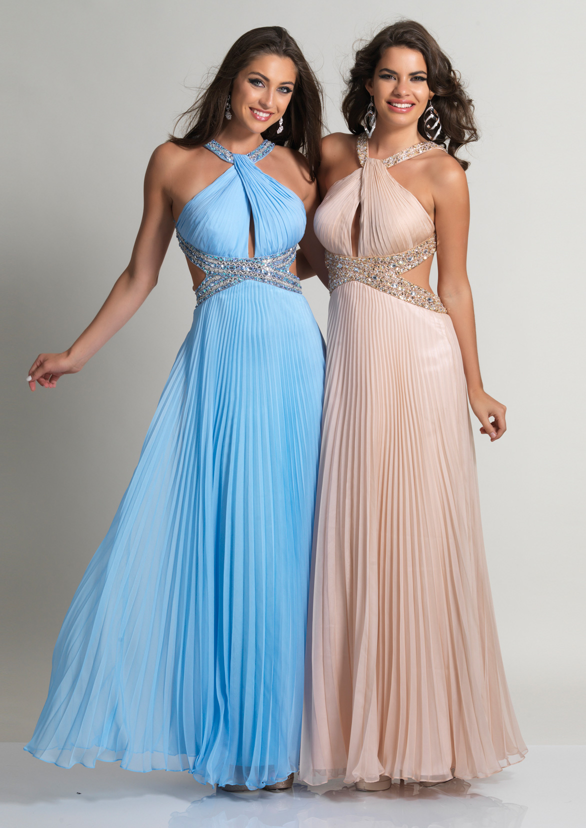 Dave and Johnny Prom Dress 9941