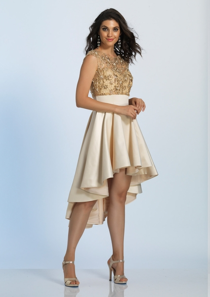Dave and Johnny Prom Dress A4704