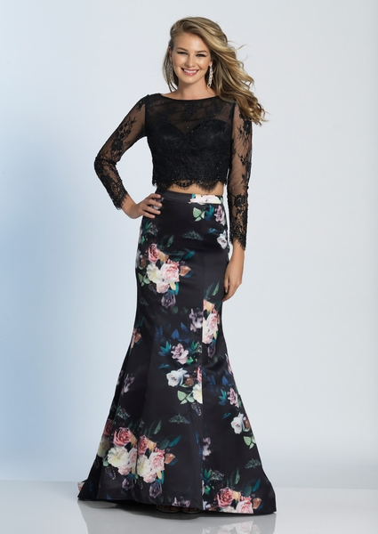 Dave and Johnny Prom Dress A5115