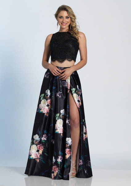 Dave and Johnny Prom Dress A5116