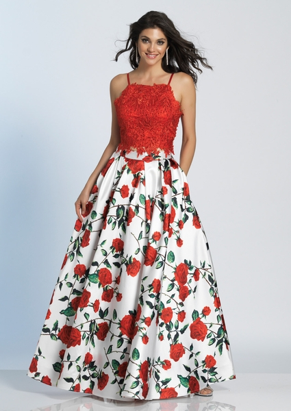 Dave and Johnny Prom Dress A5265