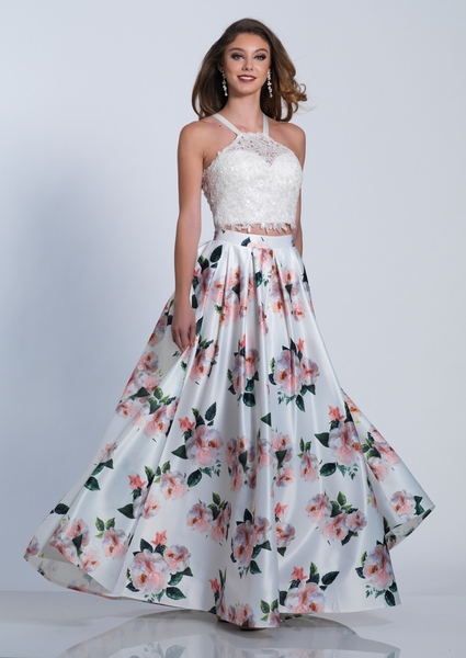 Dave and Johnny Prom Dress A5634