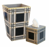 Bathroom Sets Plaid