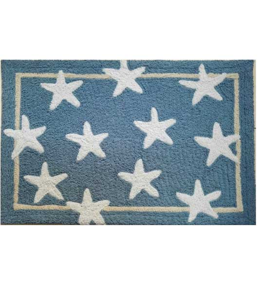 Beach Theme Decor Rugs Compasses, Anchors, Whales & More