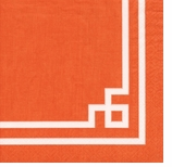 Beverage Napkins Rive Gauche Orange