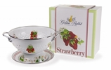 Bowls, Colanders, Strainers: Strawberry Colander