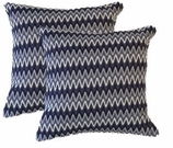 Chevron Pillows Missoni Gray Covers