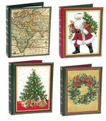 Christmas Card List Book