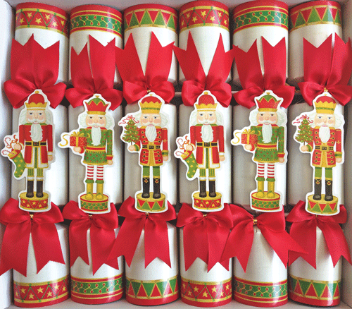 christmas crackers fun christmas decorations. Black Bedroom Furniture Sets. Home Design Ideas