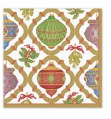 Christmas Dinner Napkins Ornament
