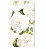Christmas Hand Towels Ivory Garden