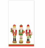 Christmas Hand Towels Nutcrackers