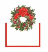 Christmas Place Cards Evergreen