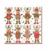 Christmas Sweater Party Cocktail Napkins