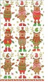 Christmas Sweater Guest Towels