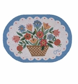 Claire Murray Kitchen Rugs Basket
