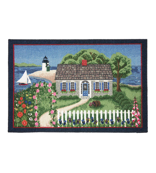 Claire Murray Kitchen Rugs Nantucket. Click To Enlarge