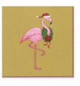 Cocktail Napkins Flamingo