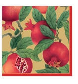 Cocktail Napkins Pomegranate