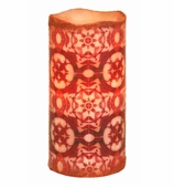 Decorative Candles Red