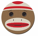 Decorative Door Mats Sock Monkey