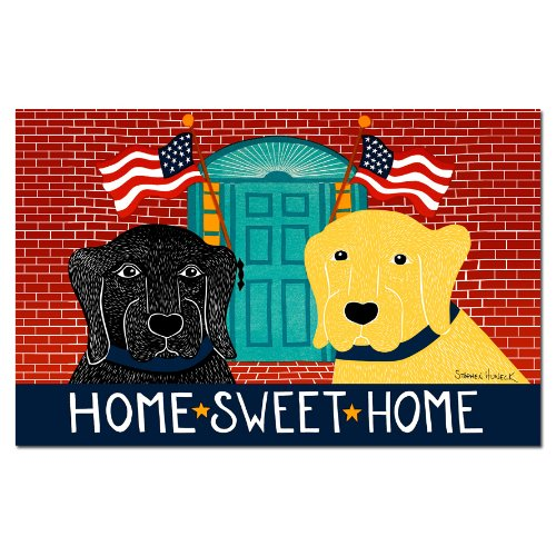 Decorative Doormats Flag  sc 1 st  Decorative Things & Dog Doormat or Dog Rug Hand Hooked Decorative Doormat Rug Great Quality