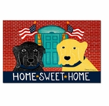 Decorative Doormats Flag