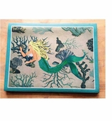 Decorative Doormats Mermaid