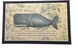 Decorative Doormats Whale