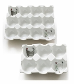 Decorative Kitchen Egg Tray