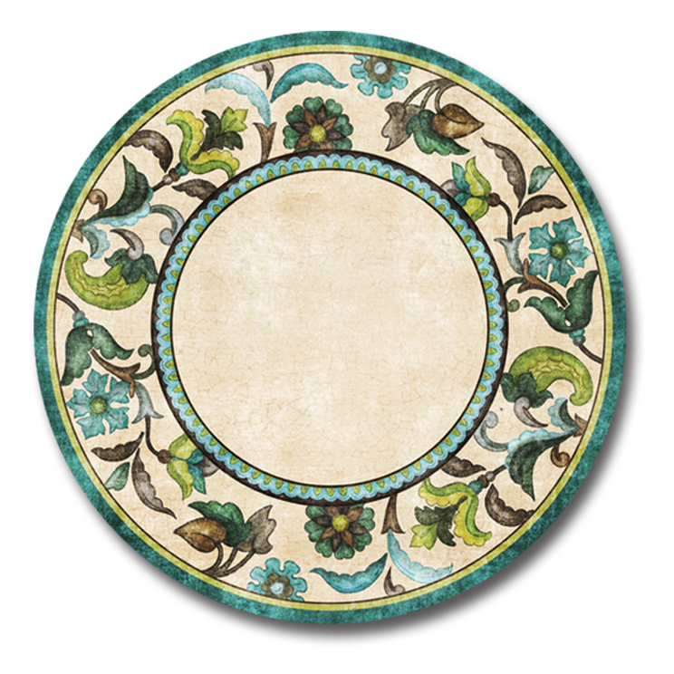 Decorative Plastic Plates Lisboa  sc 1 st  Decorative Things & Decorative Plastic Plates by Keller Charles