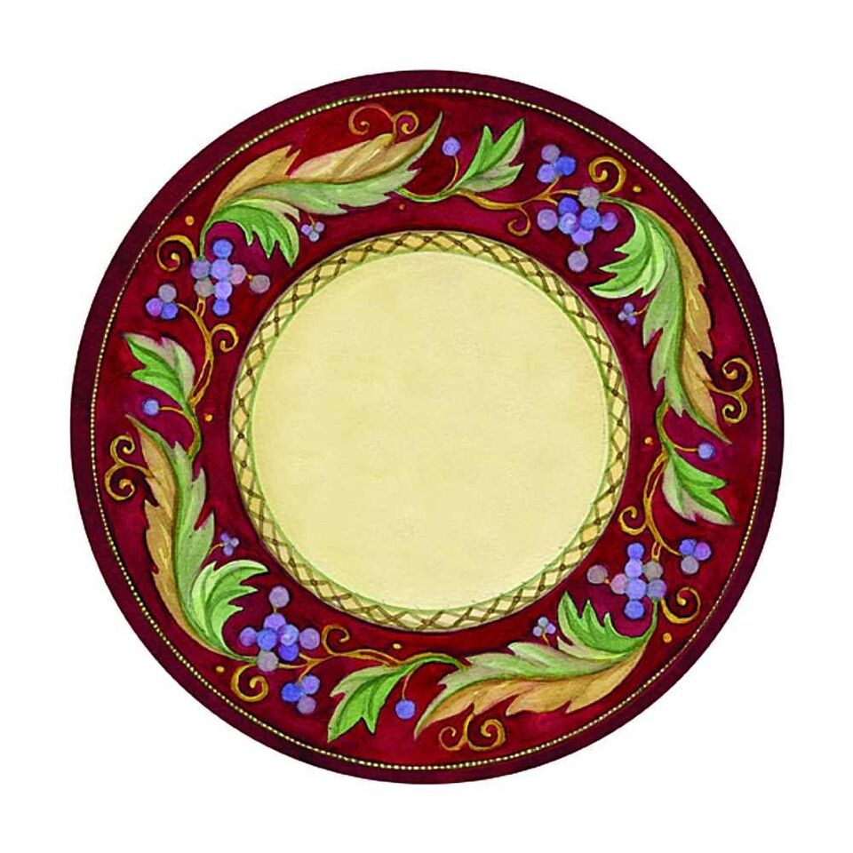 Decorative Platters And Plates   Wall Plate Design Ideas