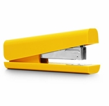 Desk Set Yellow Stapler
