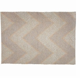 Dhurrie Rugs Chevron Area Rug