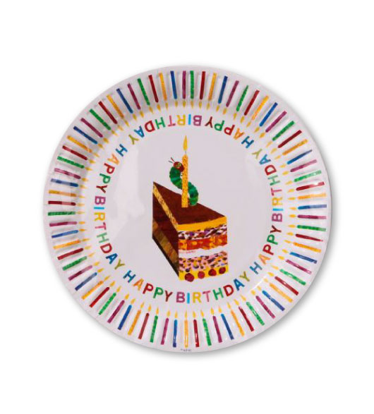 Eric Carle Paper Plates and Napkins