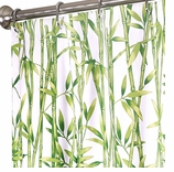 Extra Long Shower Curtains Bamboo XXL 96""