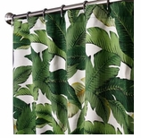 Extra Long Shower Curtains XXL Aloe