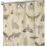Fabric Shower Curtains Bugs