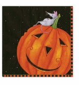 Halloween Napkins Dessert Harry