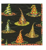 Halloween Napkins Dessert Witches