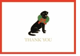 Holiday Cards Black Lab