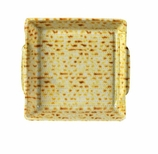 Jewish Home Decorations Matzah Plate