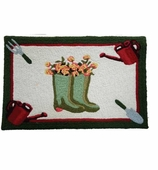 Kitchen Rugs Garden Boots
