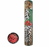 Long Matches Leopard Tube