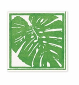 Lunch Napkins Palm Green