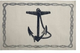 Luxury Bath Mats Anchor